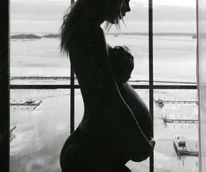 baby bump and pregnant image