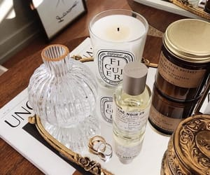 candle and perfume image