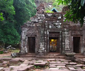archeology, history, and Laos image