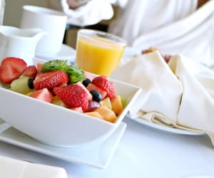 fruit, breakfast, and delicious image