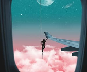 air, clouds, and dreams image