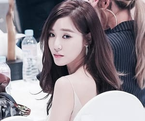 kpop, girls' generation tiffany, and stephanie young image