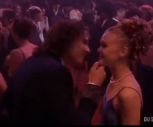 10 things i hate about you, couple, and film image