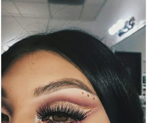 aesthetic, tumblr, and cut crease image