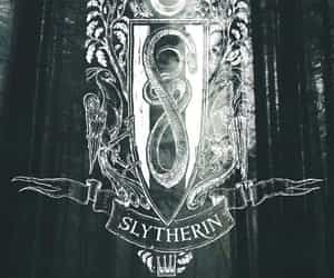 harry potter, slytherin, and wallpaper image