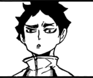 haikyuu and akaashi image