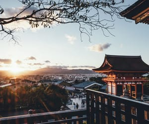 japan, photography, and Temple image