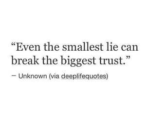 broken, quotes, and trust image