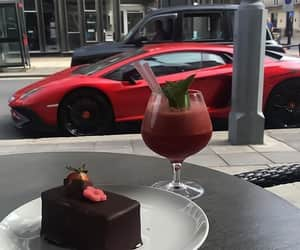 car, luxury, and chocolate image