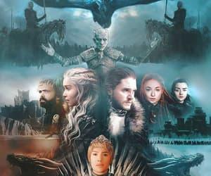 game of thrones, got, and arya stark image