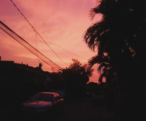 aesthetic, grunge, and sky image