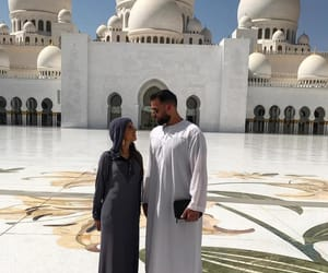 couple, machallah, and mosquées image