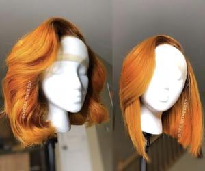 orange and wig image