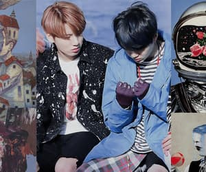header, bts, and yoonkook image