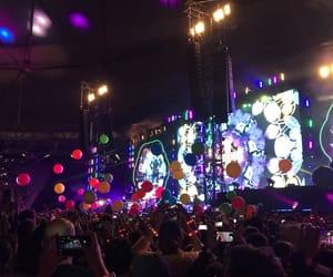 amazing, balls, and concert image