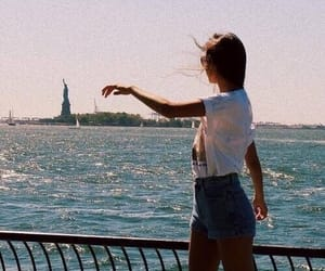 girl, indie, and nyc image