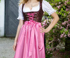 dirndl, oktoberfest, and wiesn image