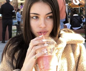 gorgeous, smoothie, and madison beer image
