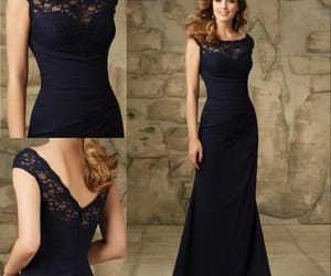 evening dress and mother of the bride dress image