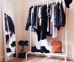 closet, fashion, and room image
