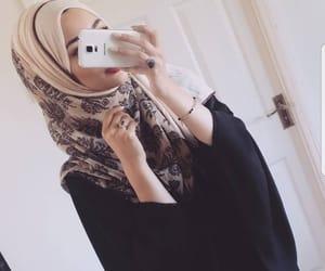 fashion, hijabista, and hijab image