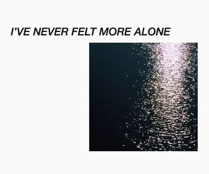 aesthetic, alone, and dark image