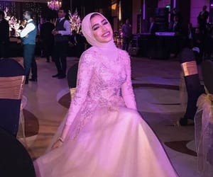 arab, ball gown, and dress image