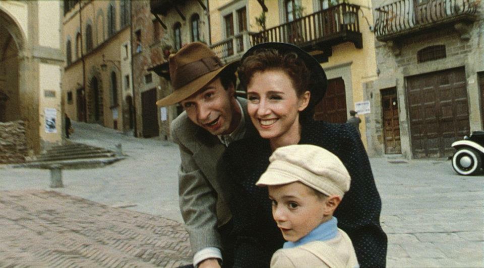movie, family, and La Vita e Bella image