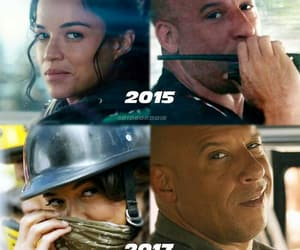 dom, fast & furious, and Vin Diesel image