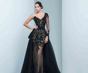 long dresses, ralph and russo, and haute couture gowns image