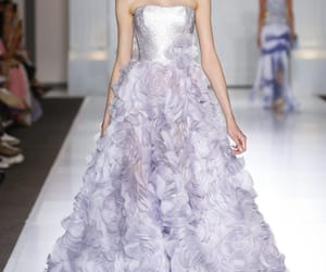 long dresses and haute couture gowns image