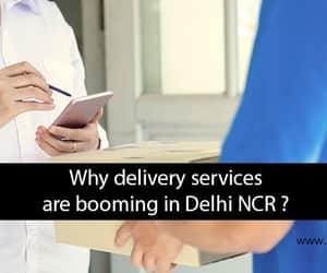 same day courier services, gift delivery on same day, and goods delivery service image