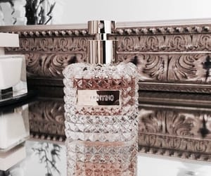 perfume, Valentino, and body image