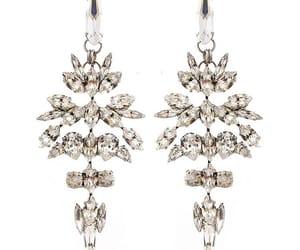 accessories, silver, and Swarovski image