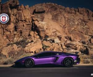 Lamborghini and aventador sv image