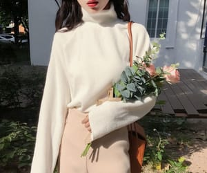 fashion, outfit, and kstyle image