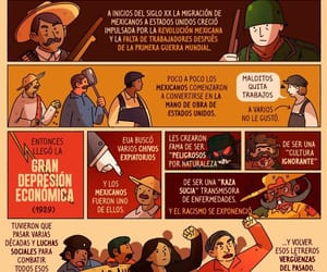 Estados Unidos, racismo, and méxicanos image