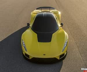 hennessey and venom f5 image