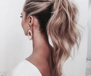 accessories, article, and hairstyles image
