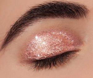 beauty, makeup, and eyebrow image