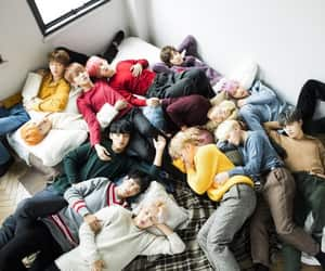 group, Seventeen, and anan image