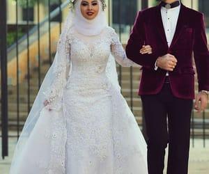 couple, mariage, and machallah image