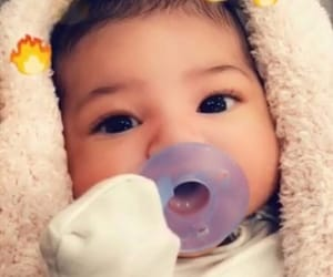 kylie jenner, baby, and cute image