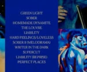 header, melodrama, and lorde image