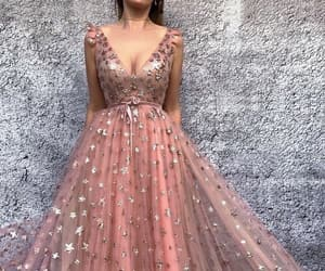 chic, dress, and elegance image