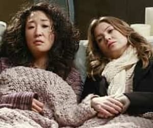 grey's anatomy, meredith grey, and friends image