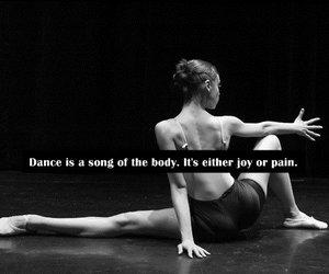 dance, dancer, and joy image
