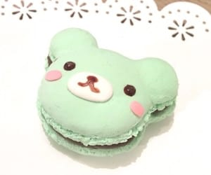 mint, food, and sweet image