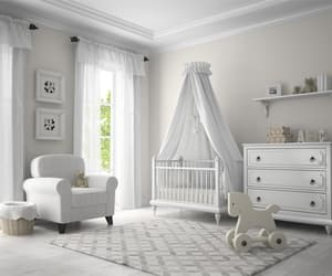 nursery, roominspo, and babyroom image