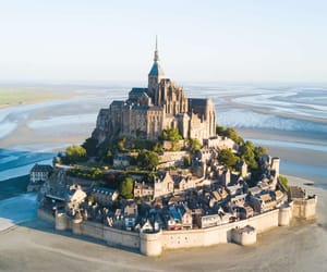 castle, europe, and ocean image